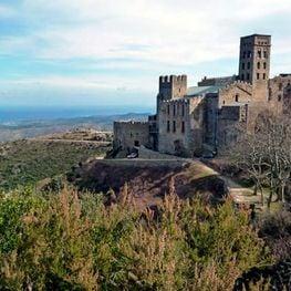 El monestir de Sant Pere de Rodes