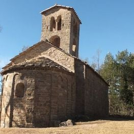 The Romanesque in Alt Berguedà