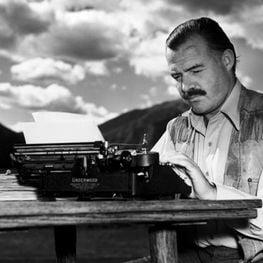 Hemingway a Tortosa durant la Guerra Civil