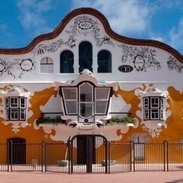 Itinerario Jujol en Sant Joan Despí