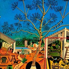 Joan Miró, Inspirado en Mont-Roig
