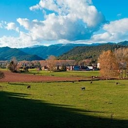La Vall de Bianya, nature and heritage in the Garrotxa