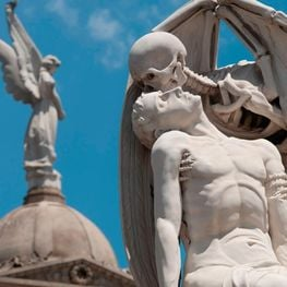 The cities of the dead, the most unique cemeteries in Catalonia