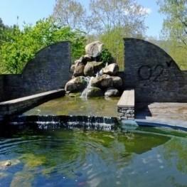 Les fontaines de Santa Maria de Palautordera