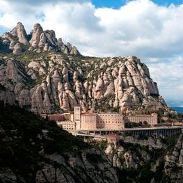 Montserrat, symbol of Catalonia