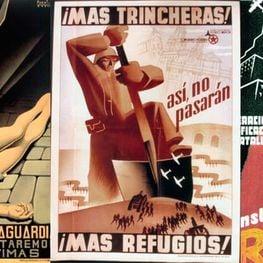 Els refugis antiaeris a Barcelona
