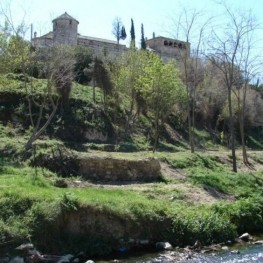 Ribera del Río Foix à Penyafort