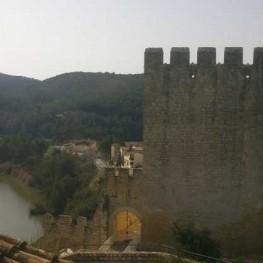 Castle to Castle route: Penyafort to Castellet in Santa Margarida…