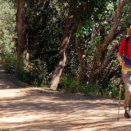 Ruta de l'Esquirol per Calella