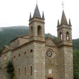 Route in Sant Pau de Segúries