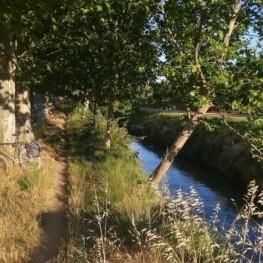 Ruta dels pedals del Canal d'Urgell