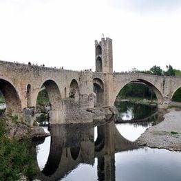 Ruta pels pobles de pedra de Girona