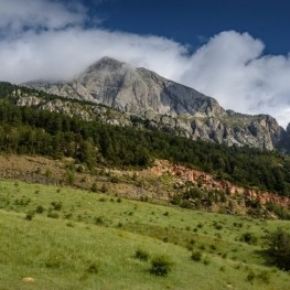 Round trip in Pedraforca